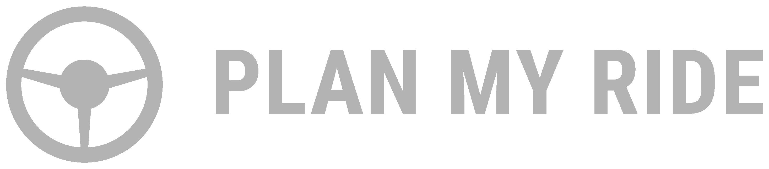 Plan My Ride Logo